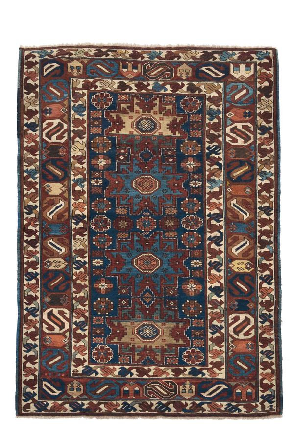 A Shirvan rug late 19th early 20th century.Good condition.