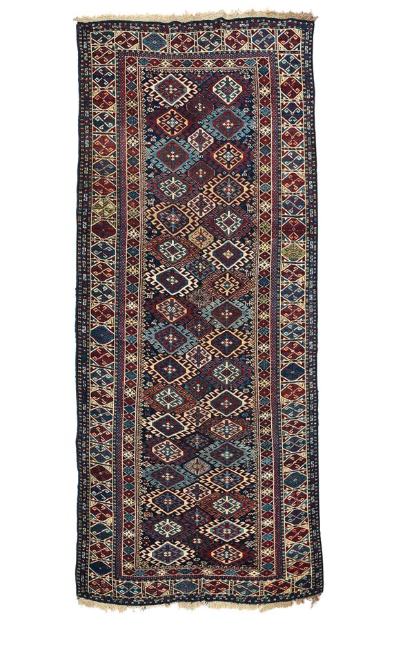 A shirvan rug early 20th century. Good condition.