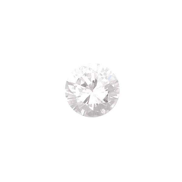 Unmounted round brilliant-cut diamond weighing 2,40 carats. R.A.G report