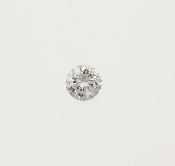 Unmounted brilliant-cut diamond weighings 0,93 carats