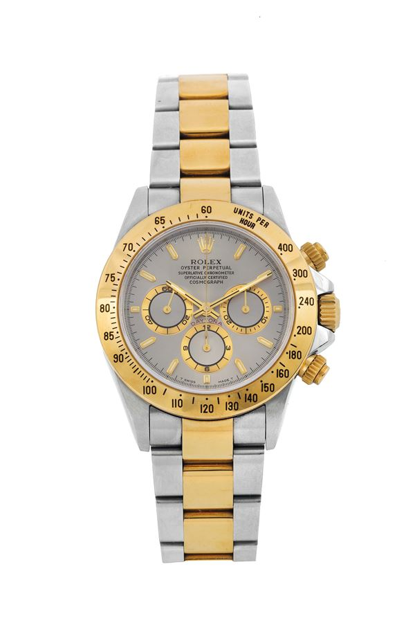 ROLEX, Oyster Perpetual, Superlative Chronometer, Officially Certified, Cosmograph, Daytona, case No.  [..]