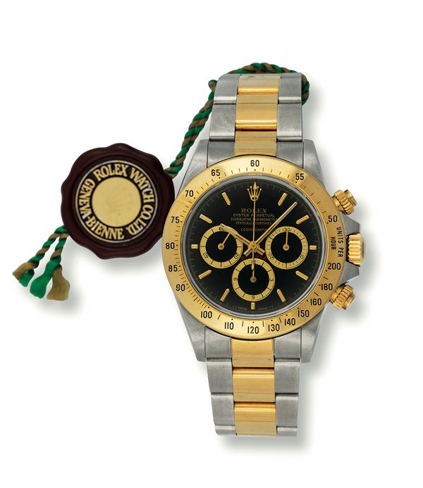 ROLEX,  Oyster Perpetual, Superlative Chronometer, Officially Certified, Cosmograph, Daytona, Floating  [..]