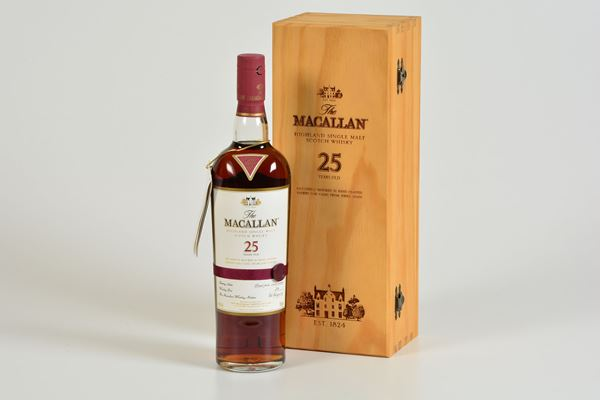 The Macallan, 25 years old, Sherry Cask
