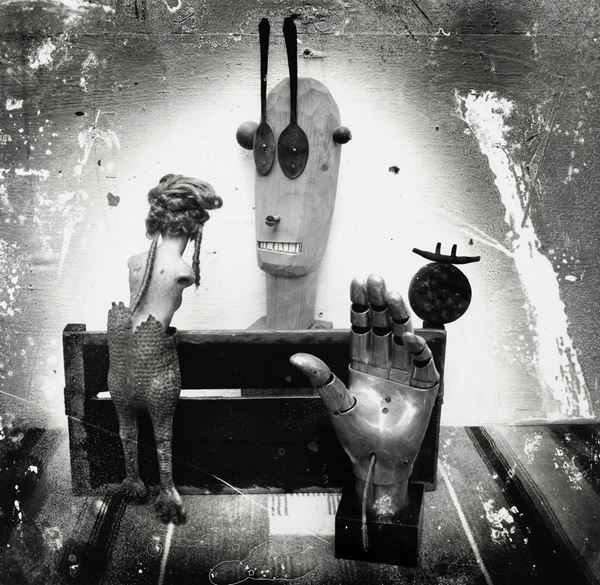 Joel Peter Witkin (1939) Poet New Mexico, 2005