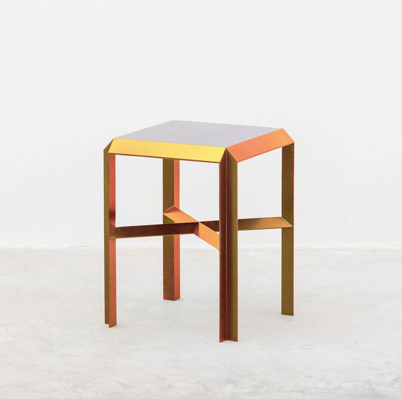 Marco Campardo with SEEDS Gallery<br>ELLE STOOL, 2020  - Auction DESIGN LOVES MILANO - Cambi Casa d'Aste