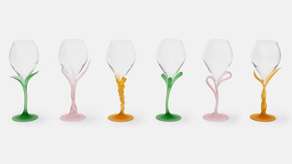 Andrea Mancuso - Analogia Project with Perrier-Jouet Metamorphosis, 2019