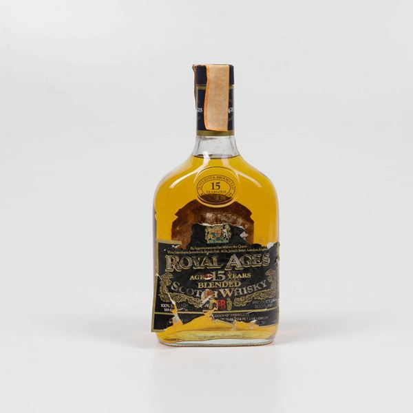 Justerini & Brooks, Scotch Whisky Royal Ages 15 years old