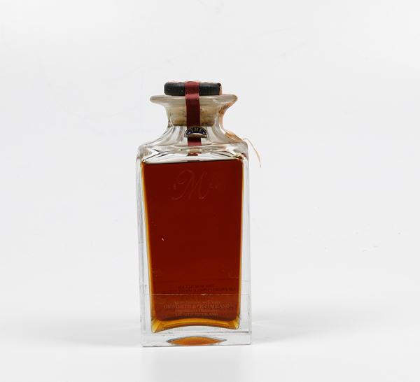 Macallan, Single Malt Scotch Whisky 25 years old Decanter serie M