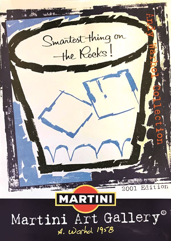Andy Warhol (1928-1987) ANDY WAHROL COLLECTION / MARTINI ART GALLERY